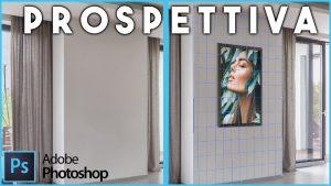 Inserire oggetti in prospettiva con Photoshop - Fuoco Prospettico